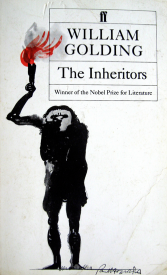 an analysis of barbarism in the inheritors by william golding The politics of rhetoric: william golding's lord of the flies and leadership speeches of world war ii by including the inheritors.